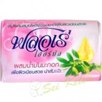 """Lion Flore Herbal Bar Soap"" Mыло туалетное Оливковое масло, 80 гр. (013995)"